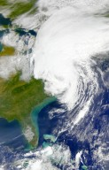 After Hurricane Floyd: East Coast Zoom September 16, 1999 from SeaWiFS