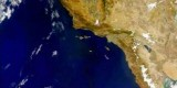 Southern California True Color Time Lapse from SeaWiFS