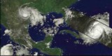 Hurricane Bonnie from TRMM with Cloud Tower: August 22, 1998 (Short Version)