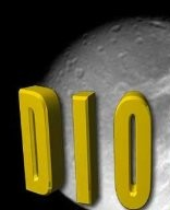 Dione Flyby -- Oct. 11, 2005