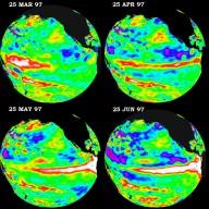 TOPEX/El Nino confirmation