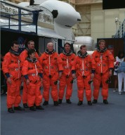 Glenn and STS-95 Go to Space