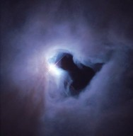 NGC 1999: Reflection Nebula in Orion