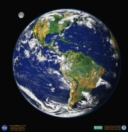 Big Blue Marble Earth