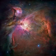 Orion Nebula: The Hubble View