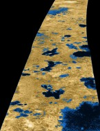Liquid Lakes on Saturn's Titan