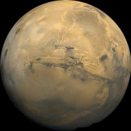 Mars: Just The Facts