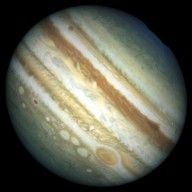 Hubble Tracks Jupiter Storms