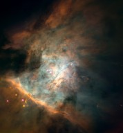 Panoramic Hubble Picture Surveys Star Birth, Proto-Planetary Systems in the Great Orion Nebula