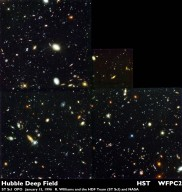 Hubble's Deepest View of the Universe Unveils Bewildering Galaxies across Billions of Years