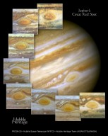 Hubble Views Ancient Storm in the Atmosphere of Jupiter