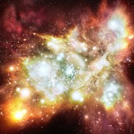 Megastar-Birth Cluster is Biggest, Brightest and Hottest Ever Seen