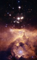Heavyweight Stars Light Up Nebula NGC 6357