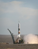 Expedition 23 Soyuz Launch