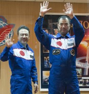 Expedition 22 Prelaunch Press Conference