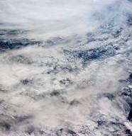 Gemini VI Mission Image - Earth observations