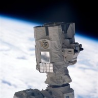 View of the SSRMS LEE taken during STS-113