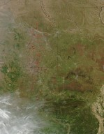 Growing-Season Fires in Central United States