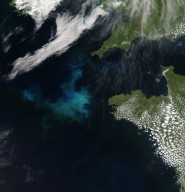 Bright Water Off France