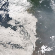 Fire and Smoke in Angola