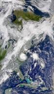 Tropical Storm Gaston