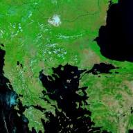 Flooding in Romania