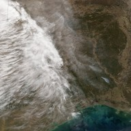 Fires in Southern United States