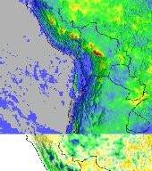 Torrential Rain Brings Floods and Landslides to South America