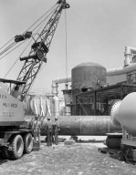 AIR DRYER TANK AND REACTIVATION BUILDING - PROPULSION SYSTEMS LABORATORY PSL