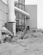 AIR DRYER AND REACTIVATING TANK IN THE PROPULSION SYSTEMS LABORATORY PSL