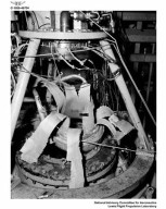 ENGINE - THRUST STAND - CELL DAMAGE RESULTING FROM 20K REQ ENGINE FAILURE AT THE SOUTH 40 ROCKET ENGINE TEST FACILITY RETF