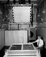 SOLAR SIMULATOR AND SOLAR COLLECTOR AT THE HIGH ENERGY FUELS LABORATORY HEFL