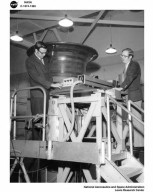 ADVANCED INSTRUMENTATION RESEARCH BRANCH STORY - NORM WENGER BRANCH CHIEF