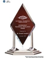 NATIONAL TECHNICAL ASSOCIATION ACHIEVER OF THE YEAR AWARD PRESENTED TO DON CAMPBELL