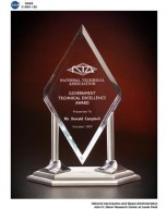 NATIONAL TECHNICAL ASSOCIATION GOVERNMENT EXCELLENCE AWARD PRESENTED TO DON CAMPBELL