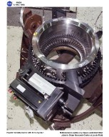 Ultra-Efficient Engine Technology (UEET), Proof of Concept Compressor, Two-stage Compressor, Overall Variable Vanes with Drive System
