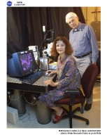 Researchers studying microvascular remodeling for Astronaut health in microgravity and space exploration