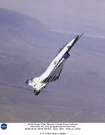 X-31 at High Angle of Attack