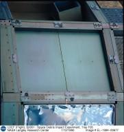 LDEF (Flight), S0001 : Space Debris Impact Experiment, Tray F05