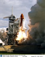 Space Shuttle Discovery Launch, STS-26 D-58