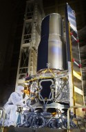 Finishing Touches for Space Infrared Telescope Facility (SIRTF)