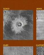 Many Worlds, Many Craters