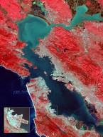 ASTER Images San Francisco Bay Area