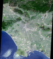 Los Angeles from Space