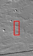 Lava Flows in Eastern Tharsis