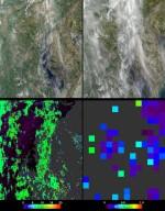 Students and NASA Study Aerosols over Baltimore