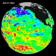 Pacific Decadal Oscillation Influences Drought (June 27, 2004)