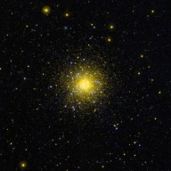 Globular Cluster NGC 1851 in the Southern Constellation Columba