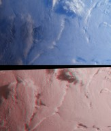 Stratified Arctic Clouds