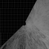 Spirit's View on Sol 399 (Vertical)